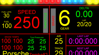 Porsche GT3 zembaITA