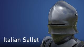 15th c. Italian Sallet