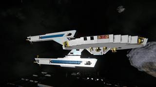 Star Trek - Akula Light Destroyer