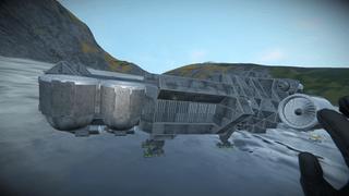 Beginere drone ship