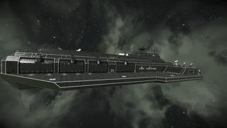 LGN Vulture Class Flagship