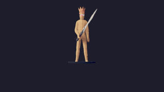 Queen mummy