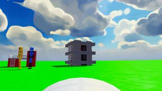 destroy 2 houses