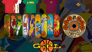Girl Crail Classics Basketball Series Bundle