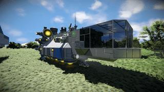 Intersteller Freighter Mk2