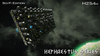 H254m (Mining Module) [Sci-Fi Edition]