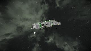 Stryker Battle Crusier