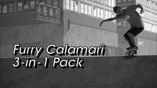 Calamari's Crailtap Pack - 3 Items in One Box!