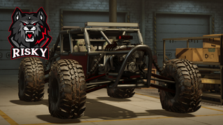 Risky's Prowler The Buggy