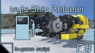 Isy's Ship Refueler