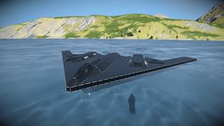 B-2 Spirit Bomber v2 (Bombs and Heavy)