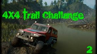 4x4 Trail Challenge 2