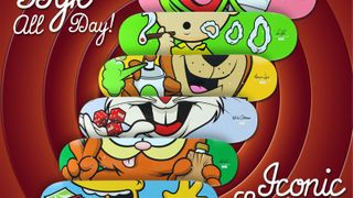 DGK Iconictoon Collection