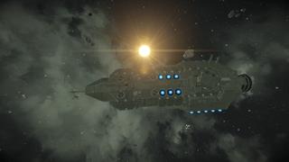 Apollo Class Destroyer Drone