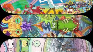 Rick and Morty - Foil Decks