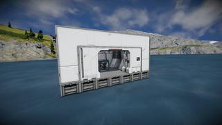 OII Large Airlock