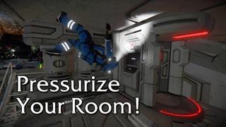 Pressurize Your Room!