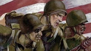 WW2 US ARMY:THE WAR MACHINE [GD]