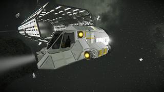 Class A Shuttlepod