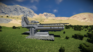 MK1 Spaceport Control Tower
