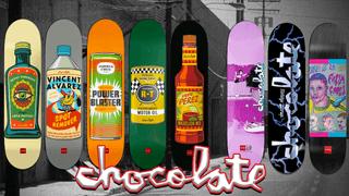 Chocolate heox essentials + 3 bonus decks