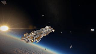 Civilian Light Carrier