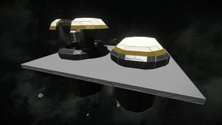 Amarr Mega Pulse Laser (Eve Online)
