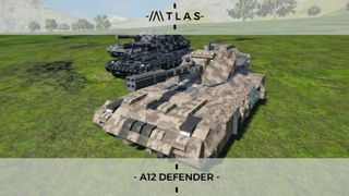 Atlas Defender A12 Tank