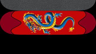 Chinese dragon deck