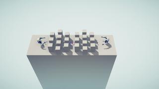 Bard Survival - Maze