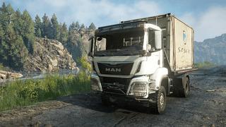 MAN Truck TGS 480