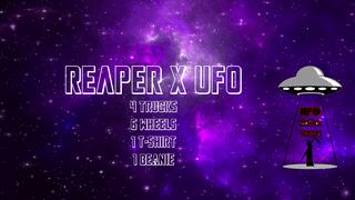 Reaper X UFO Collab