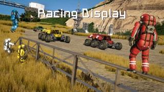 Racing Display
