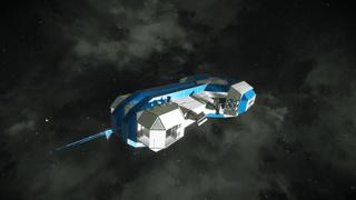 Small Cargo Ship