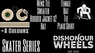 Dishonour Wheels Skater Series