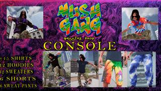 Mush Gang Massive Drop CONSOLE