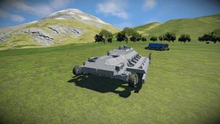 Medim transport tank