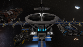 HB Relais Station