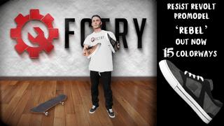 FCTRY Shoes – Rebel (3/3)