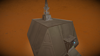 Heavy defense bunker