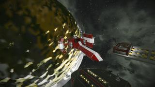 ATLAS Talon Fighter