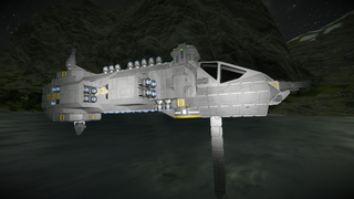 Ion fighter