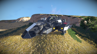 RSN_RSF - Spectre Class S.R - Shuttle - MK1 Modded