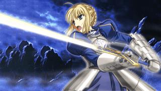 Saber's Excalibur [Fate]
