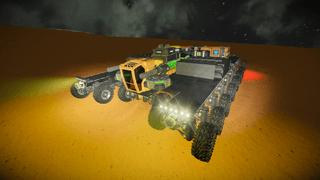 Heavy Scuttler Explorer Mk2-M
