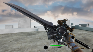 Noctis Engine Blade (Final Fantasy 15)