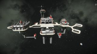 Major Space Station