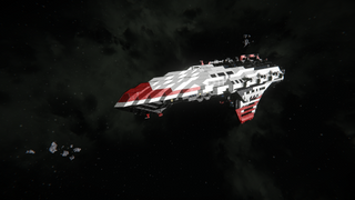 Scimitar Class Colony Ship Hope