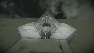 Lævateinn Fighter Prototype