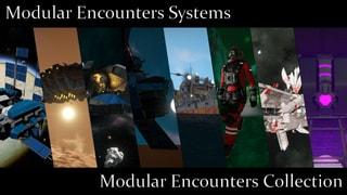 Modular Encounters Systems